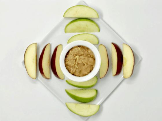 Best Apple Brickle Dip