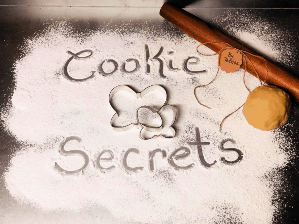 Beautiful and Delicious Cookie Secrets - Loving-Living-Green