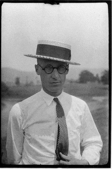 John Scopes Dayton Tennessee