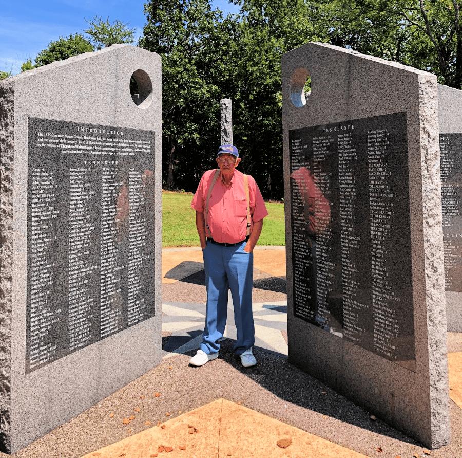 Memorial of the Cherokee