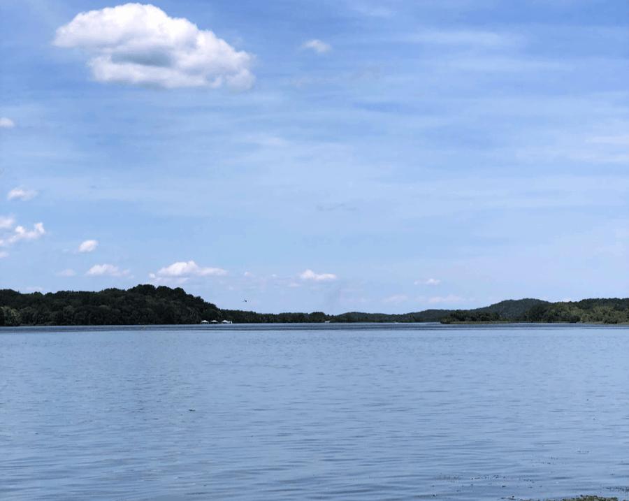 Chicamauga Lake Dayton Tennessee