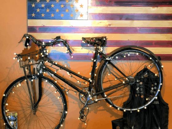 Visit the Rusty Bike in Clayton, Georgia