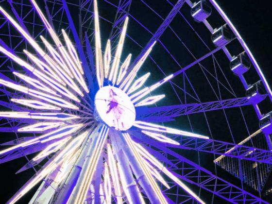 ferris wheel atlanta