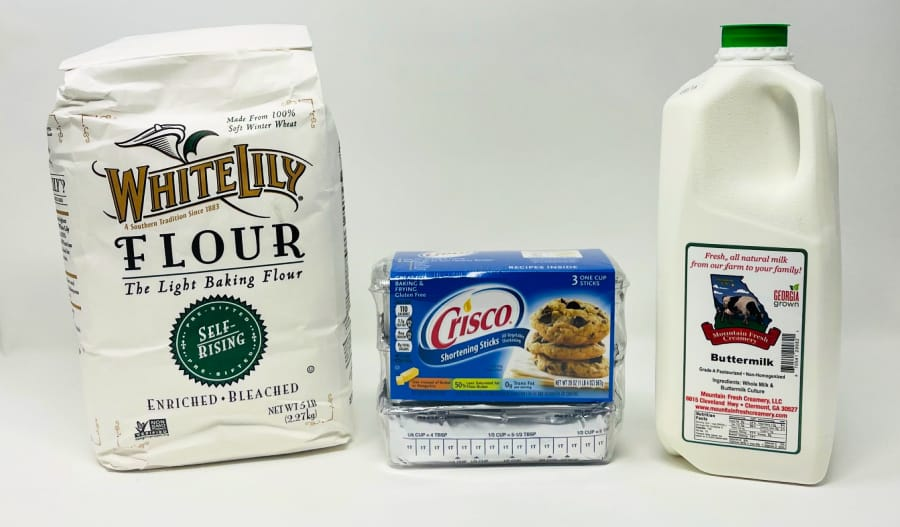 drop biscuits ingredients